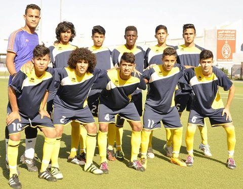 فريق المجد لكرة القدم للأواسط 2017