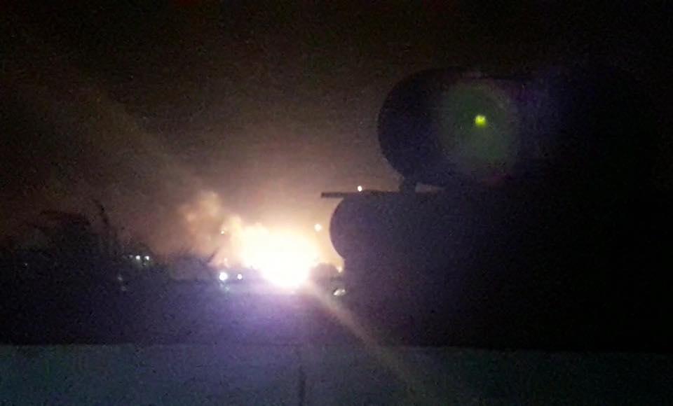 "Photo of ""عمليات الكرامة"": قوات الوفاق تقصف المدنيين"