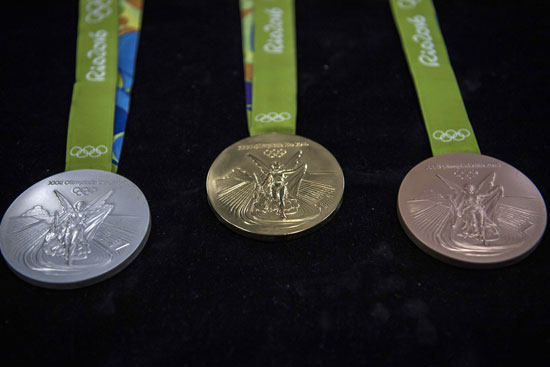 ميداليات أولمبياد ريو دي جانيرو