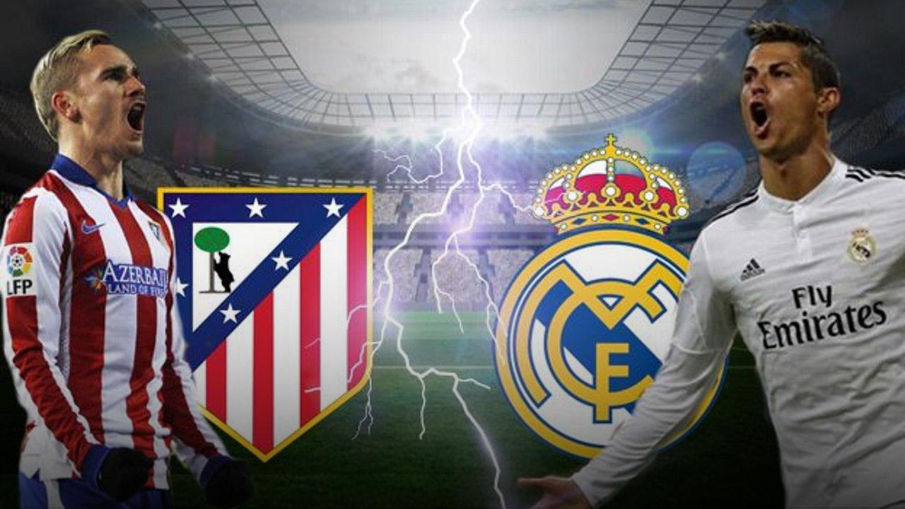 """Photo of سباق """"الريال"""" و """"أتلتيكو"""" لمصلحة مدريد..قدم في """"النهائي"""""""