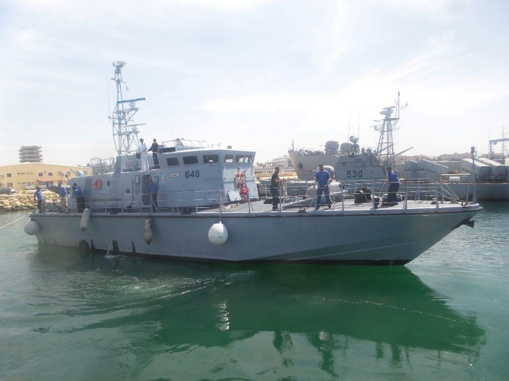 """Photo of زورقان ينضمان لخفر السواحل بعد """"صيانة إيطالية"""" طويلة"""