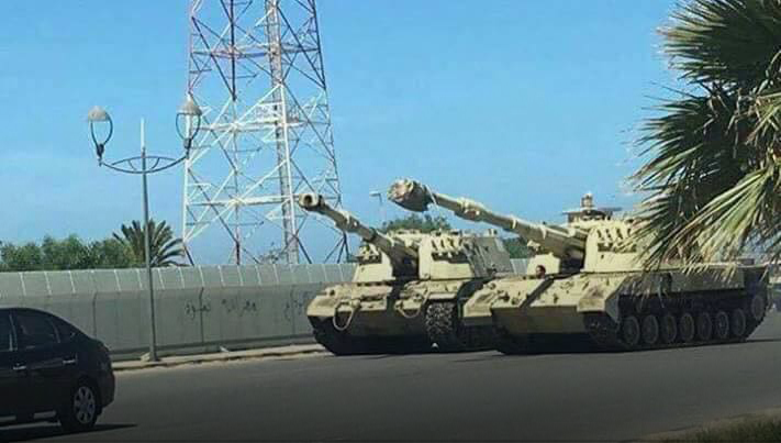 Photo of تحشيد عسكري.. وآليات ثقيلة تظهر في شوارع طرابلس