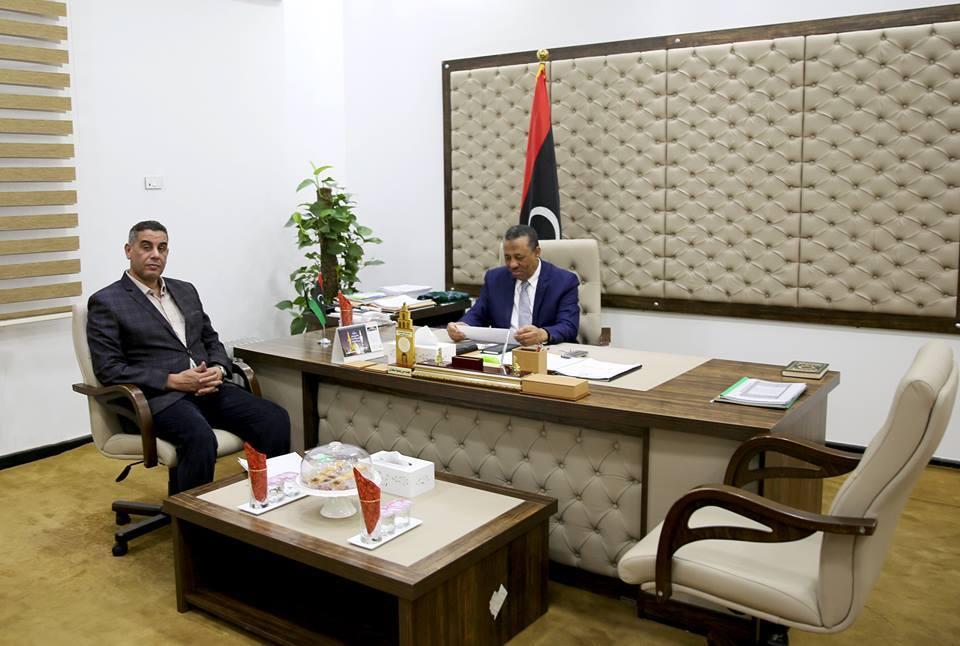 """Photo of """"الحوار والوفاق"""" على طاولة الثني والقطراني"""