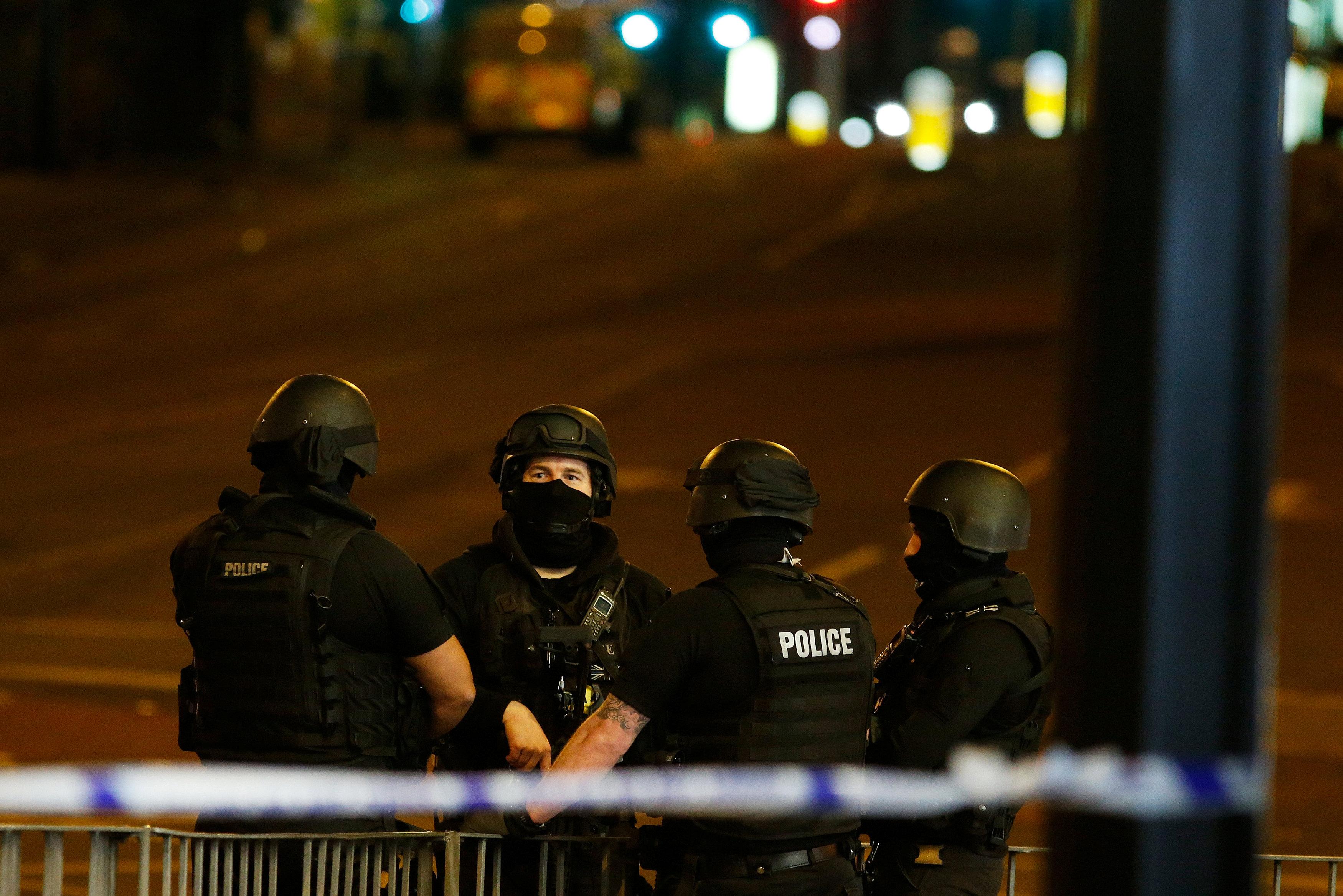 Photo of أسوشيتد برس: منفذ الهجوم في مانشستر هو سليمان العبيدي المنحدر من أصول ليبية