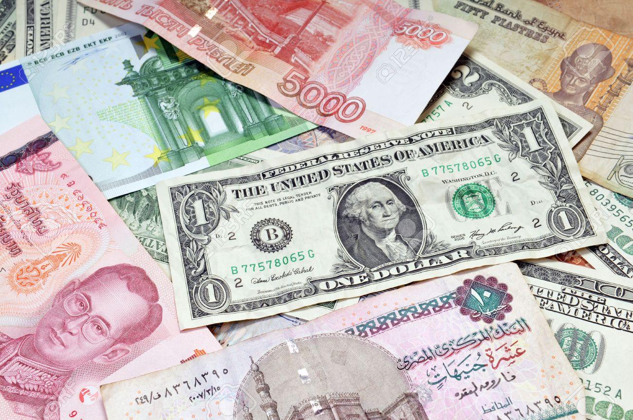 الدولار وجنيه المصري