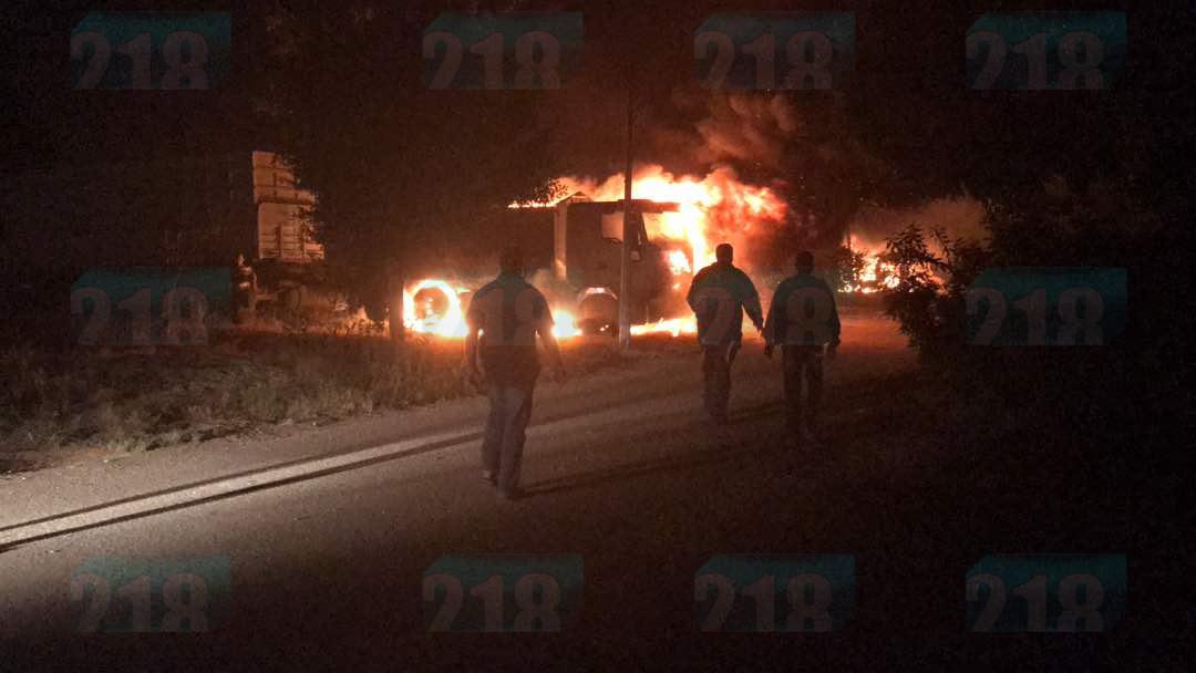 Photo of سقوط جرحى بانفجار حافلة في الليثي ببنغازي