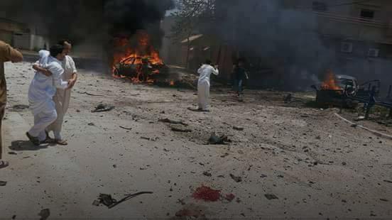 """Photo of """"مفخختان"""" انفجرتا في سلوق.. وقتلتا """"شيخ العواقير"""""""