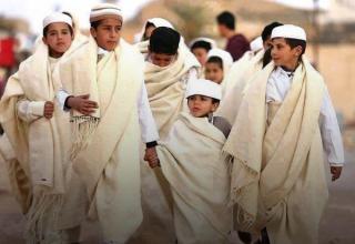 الزي العربي الليبي