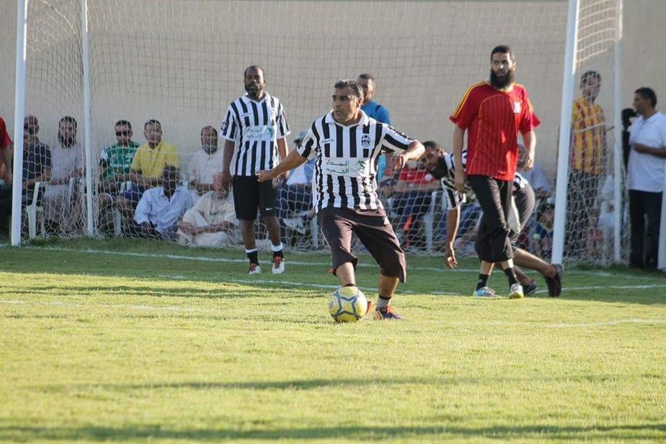"Photo of ""المدينة"" إلى""نهائي قدامى اللاعبين"" في طرابلس"