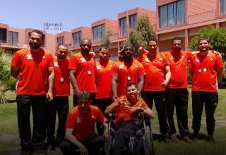 المنتخب الوطني لألعاب القوى لذوي الإعاقة