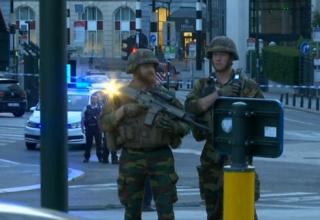 انفجار وتحييد انتحاري بمحطة قطارات في بروكسل