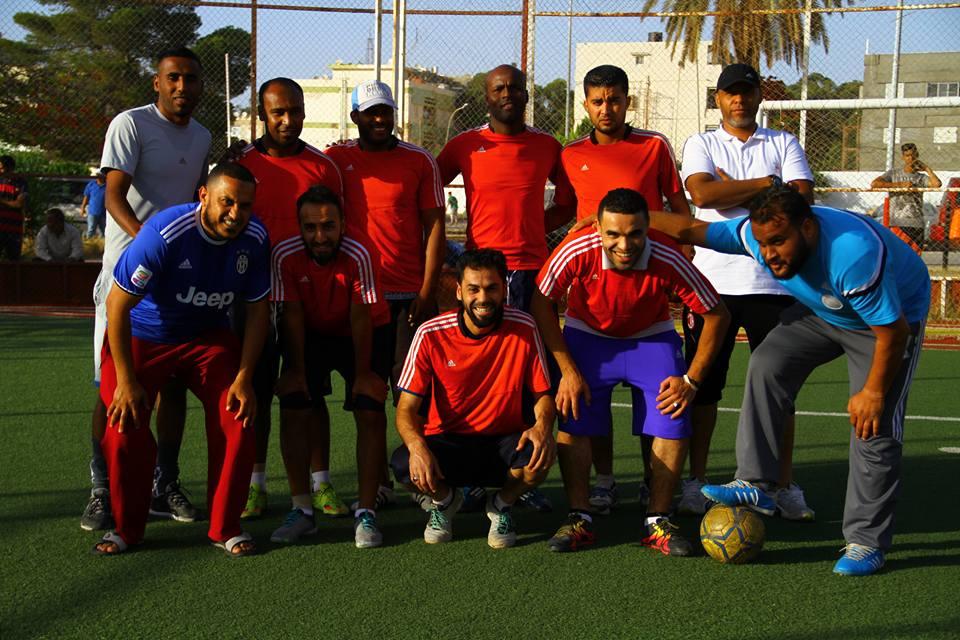 Photo of الأهلي بنغازي يستضيف بطولة الوفاء لكرة القدم الخماسية