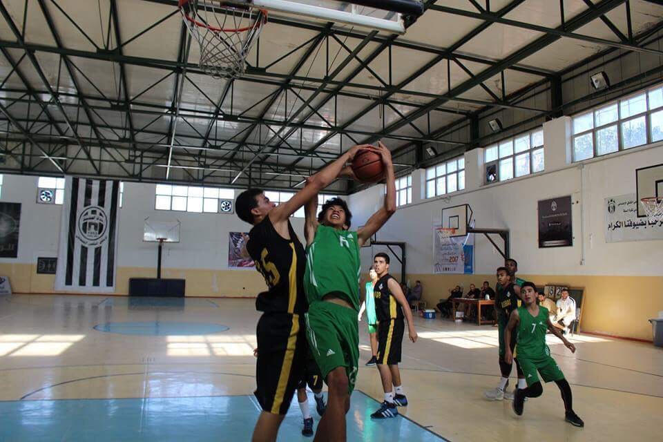 بطولة رمضان الأولى لكرة السلة