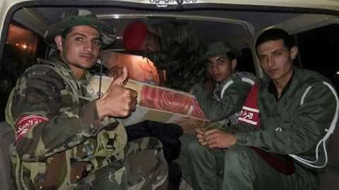 تعزيزات من الجيش الوطني لتأمين الجفرة ومنع الخروقات