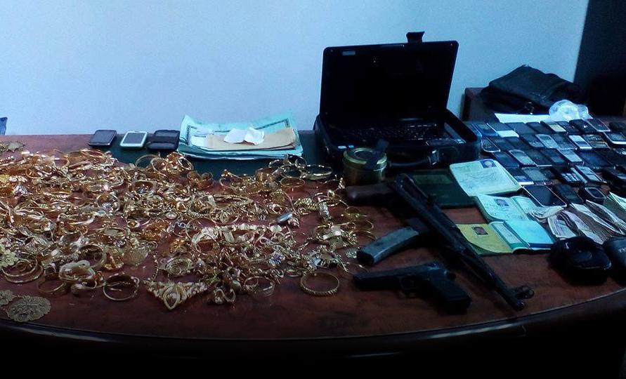 تنسيق أمني في طرابلس يُطيح بـعصابة الذهب