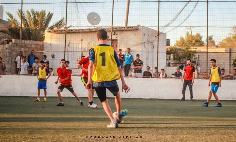 دوري الناشئين لكرة القدم