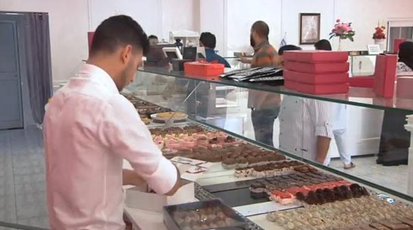 رويترز ترمي بذور التفاؤل أسواق ليبيا مُكْتظة