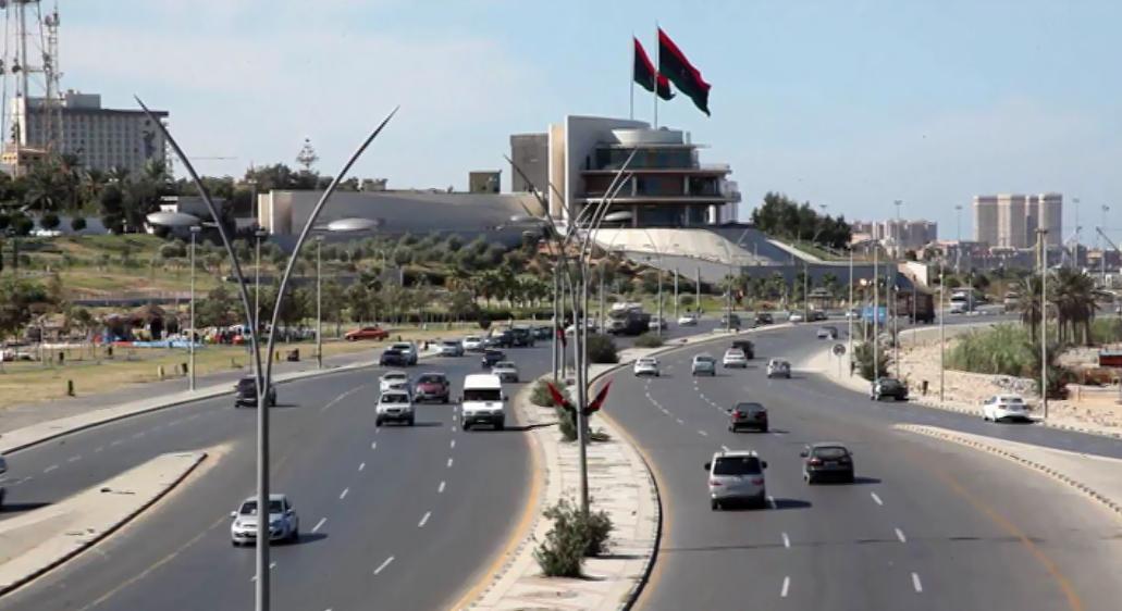 """صورة تشكيل """"ائتلاف القوة المساندة"""" في طرابلس"""