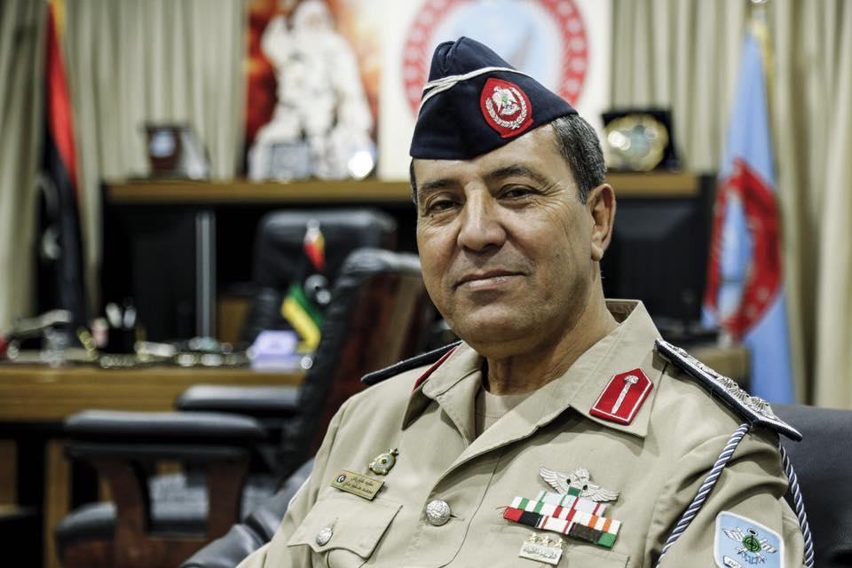 عميد طيار ركن محمد منفور