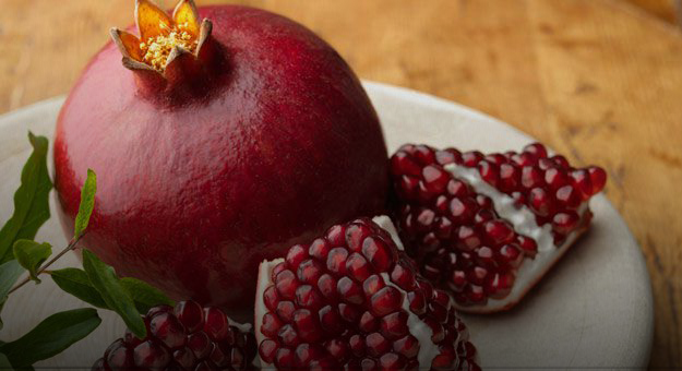 فاكهة الرمان