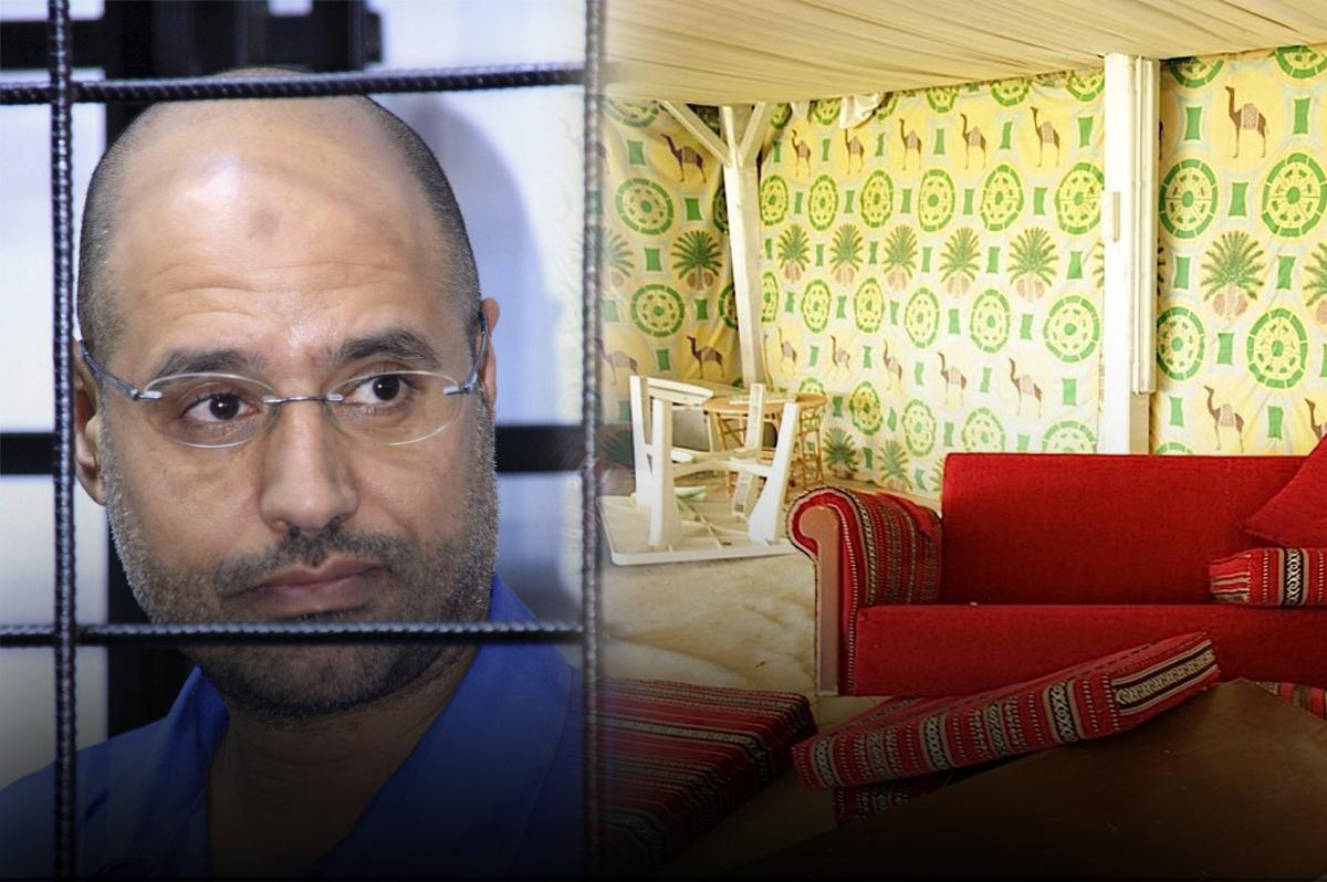 ليبيا الغد وأنصار الخيمة