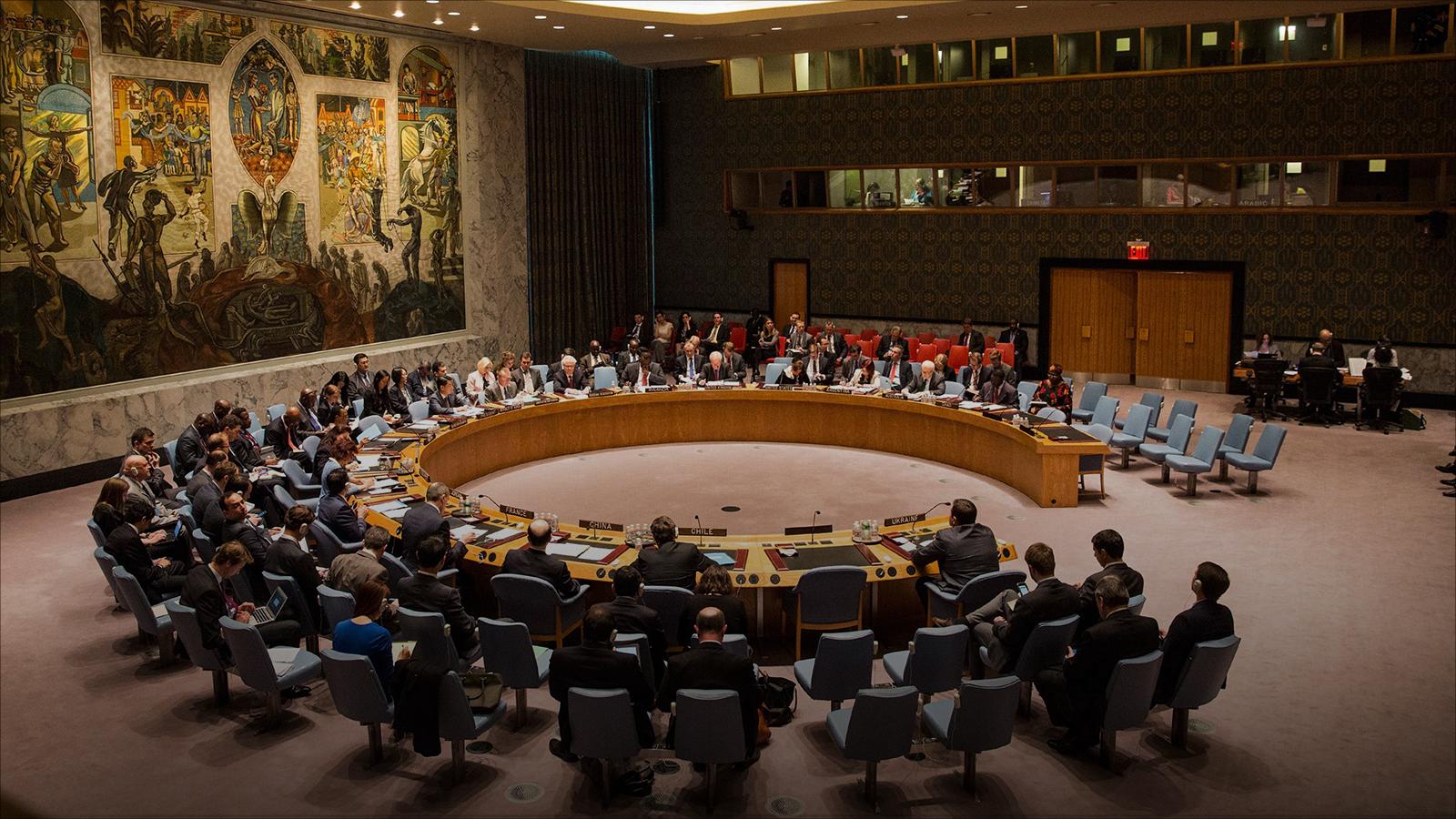 Photo of مجلس الأمن يُمدد العقوبات على ليبيا
