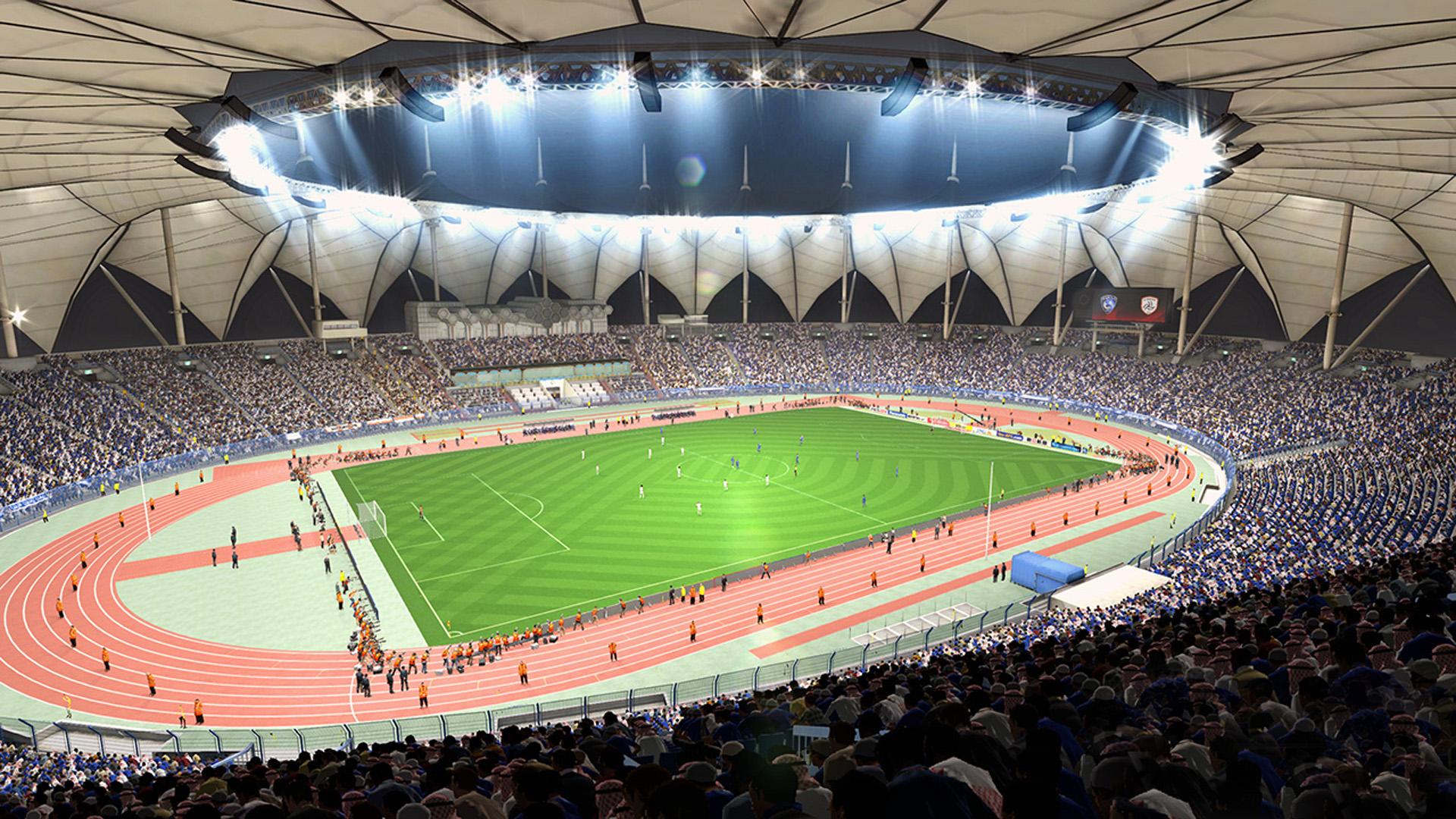 ملعب السعودية