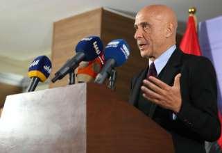 وزير الداخلية الإيطالي، ماركو مينيتي