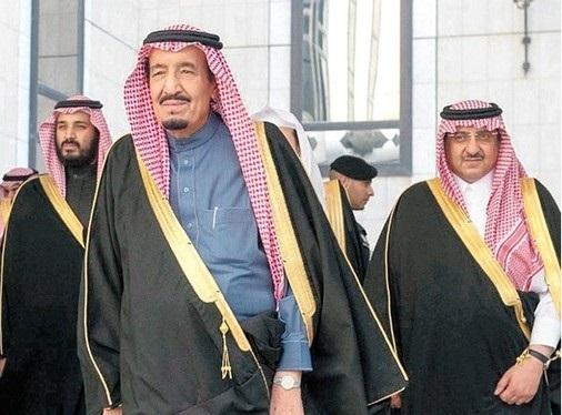 صورة محمد بن سلمان ولياً لعهد السعودية.. ومُبايعته اليوم