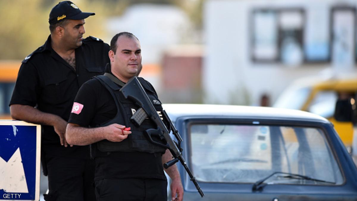 قوات الامنية التونسية