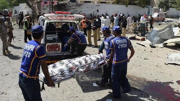 انفجارين في مدينة باراتشينار بشمال غرب البلاد