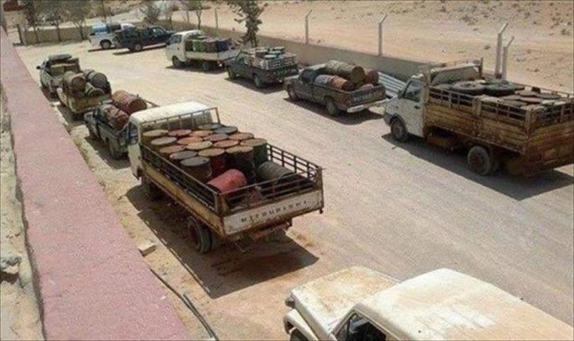 "Photo of ""أمن جادو"" يُحبط محاولة تهريب وقود إلى تونس"