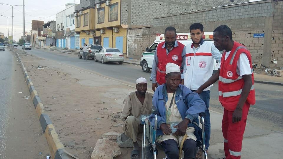 جمعية الهلال الأحمر سبها