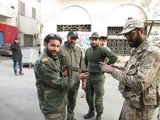 "Photo of ""بحرية بنغازي"" لـ 218: ""القسّام"" متورطة بالقتال ضد الجيش الوطني"