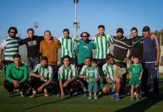 فريق الأخضر لكرة القدم