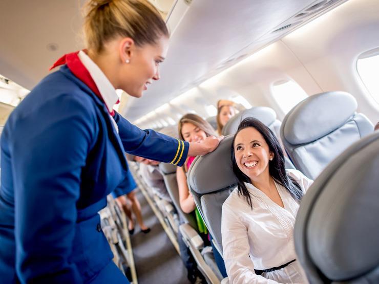 مرض مضيفة الطيران
