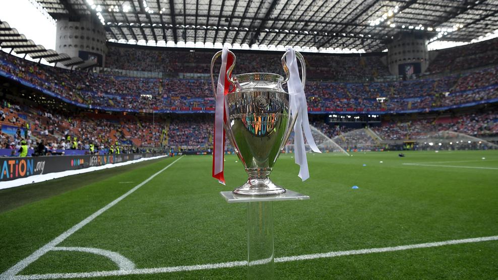 """صورة نهائي أبطال أوروبا 2019 بين """"مدريد وباكو"""""""
