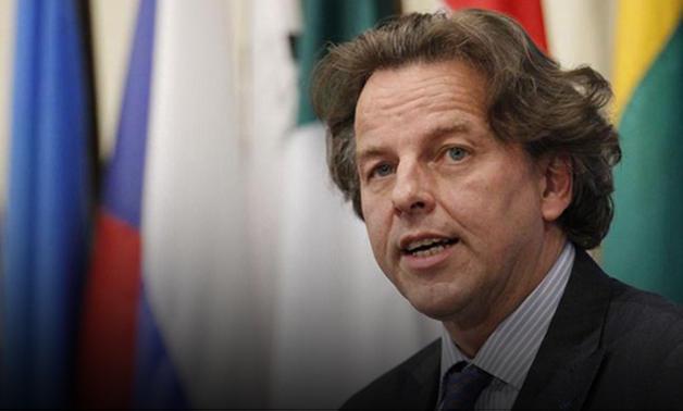 وزارة الخارجية الهولندية كريس باكير