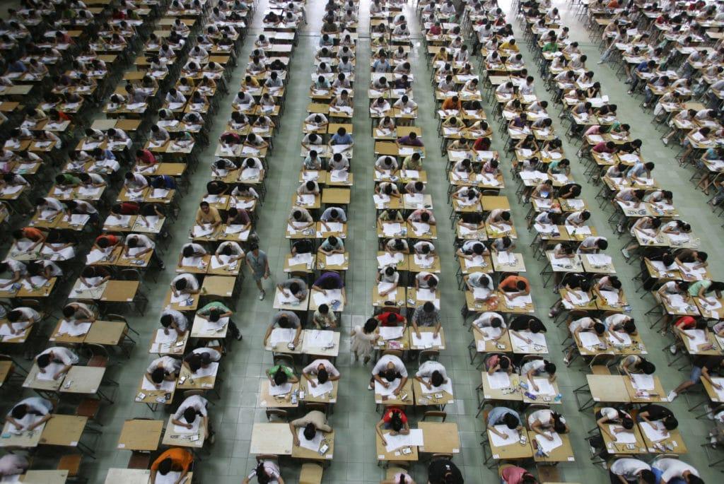 "Photo of الصين تُراقب الامتحانات بـ""طريقة غير متوقعة"".. اقرأ"