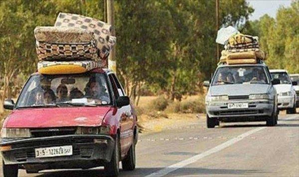 Photo of نزوح جديد في ليبيا