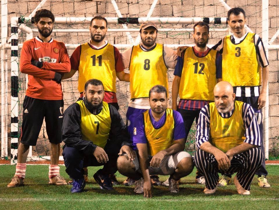"""Photo of بطولة قدامى أندية الخمس ترفع شعار """"المحبة والسلام"""""""