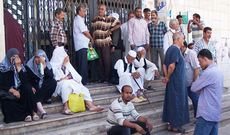رحلة فتحية الليبية