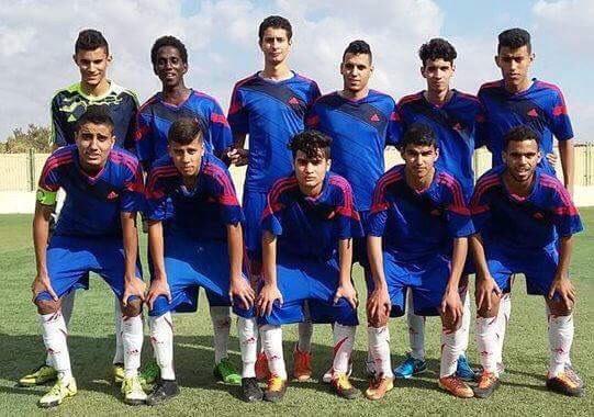 """Photo of الأهلي والنصر في """"ديربي"""" بنغازي لفئة الأواسط"""