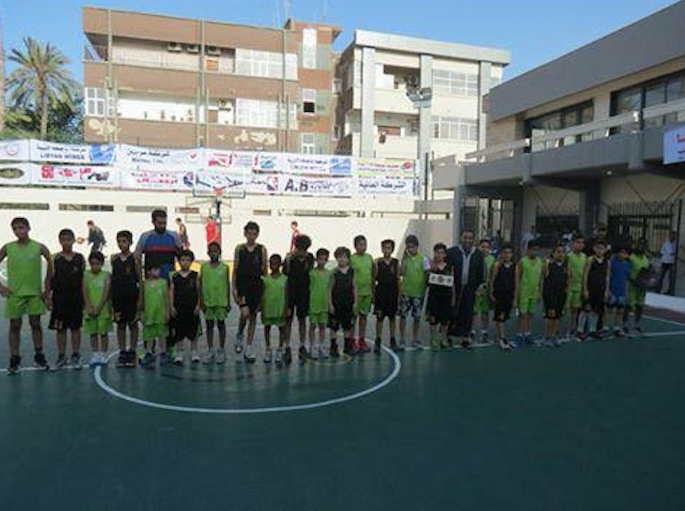 البطولة التنشيطية للأندية لفئة البراعم في كرة السلة