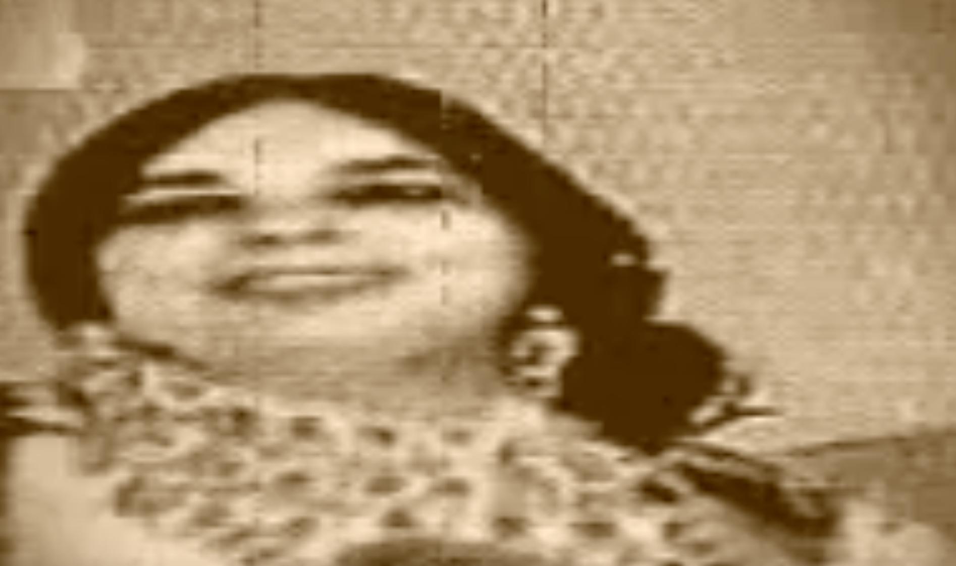 نجمة الطرابلسية صورة التقطت من اليوتيوب