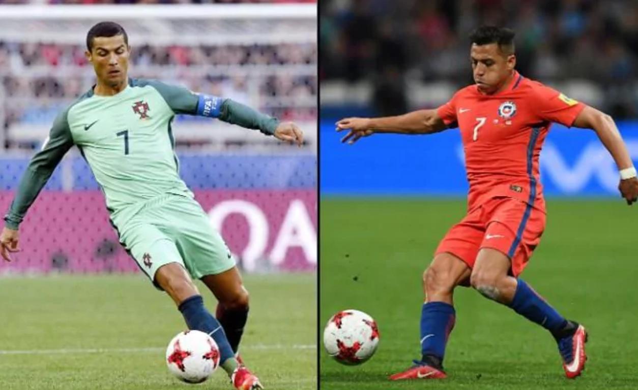 البرتغال وتشيلي
