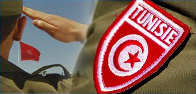 """صورة الجيش التونسي يشتبك مع """"إرهابيين"""" غربي البلاد"""