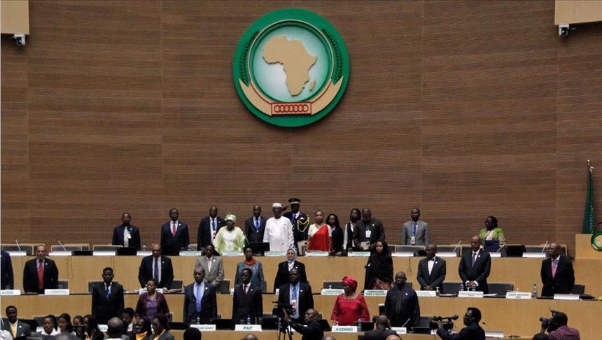 أعمال القمة الأفريقية في أديس أبابا