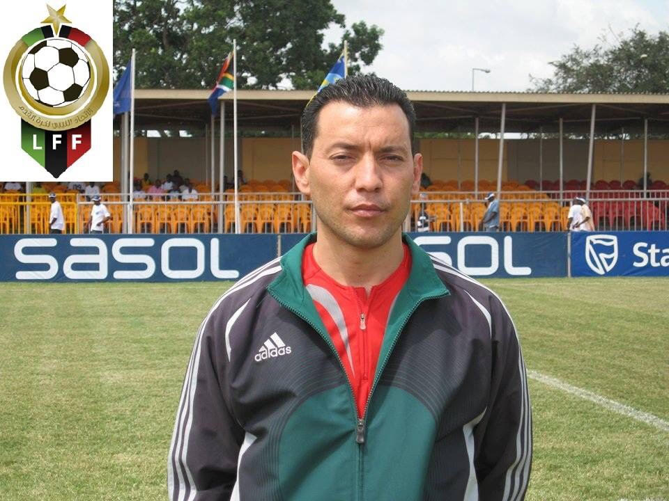 Photo of الدولي الليبي بلخير يدير مباريات البطولة العربية للأندية