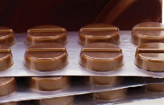 أقراص الشوكولاتة